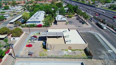 Phoenix Commercial For Sale: 6050 N Black Canyon Highway