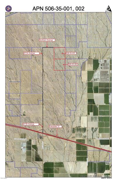 Tonopah Residential Lots & Land For Sale: W Northern Avenue