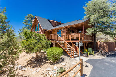 Prescott Single Family Home For Sale: 1987 Forest View