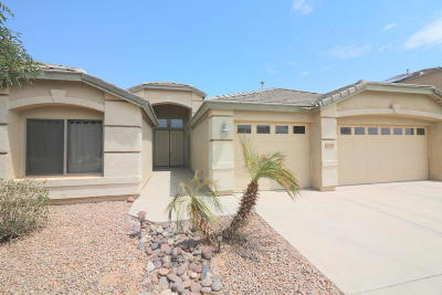 Maricopa Single Family Home For Sale: 40936 W Hopper Drive