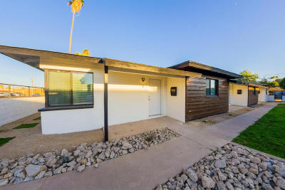 Phoenix Multi Family Home For Sale: 1539 Indian School Road