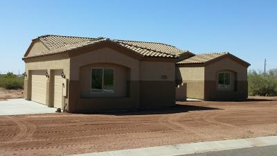 Apache Junction Single Family Home For Sale: 1727 E Hidalgo Street