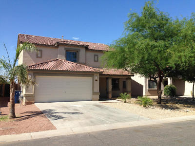 Queen Creek Single Family Home For Sale: 2146 E Haflinger Way
