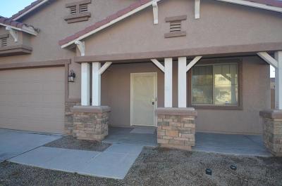 Laveen Single Family Home For Sale: 7263 W Alta Vista Road