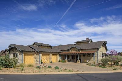 Prescott Single Family Home For Sale: 14870 N Hazy Swayze Lane