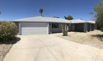 Sun City West Rental For Rent: 17826 N Desert Glen Drive