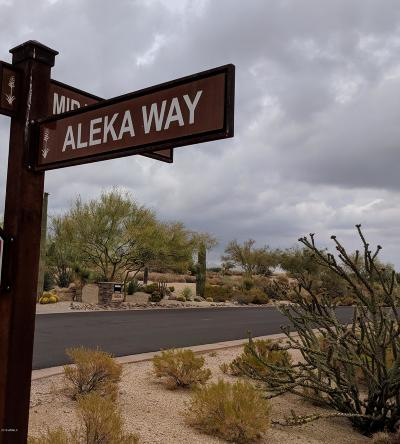 Scottsdale Residential Lots & Land For Sale: 9988 E Aleka Way