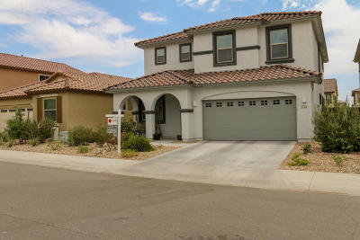 Single Family Home For Sale: 1721 W Cottonwood Lane