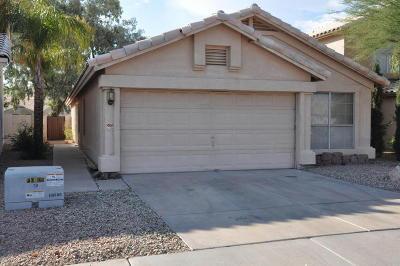 Single Family Home For Sale: 4558 W Joshua Boulevard