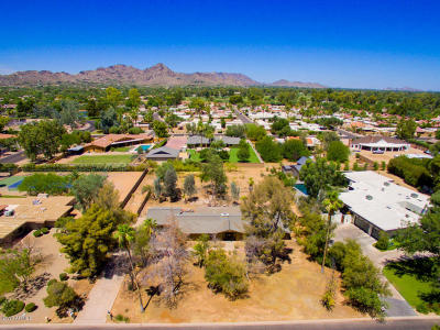 Scottsdale Residential Lots & Land For Sale: 8016 N 74th Place