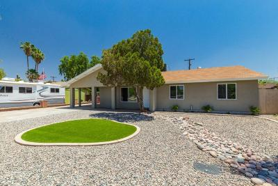 Single Family Home For Sale: 2911 N Granite Reef Road