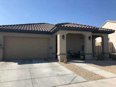 Goodyear Single Family Home For Sale: 18408 W Wind Drift Drive