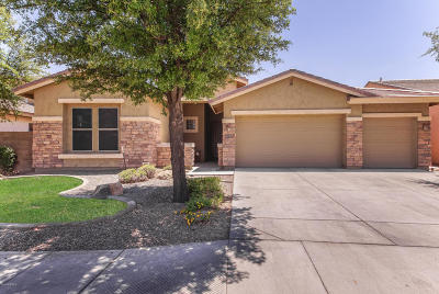 Gilbert Single Family Home For Sale: 879 E Lodgepole Court