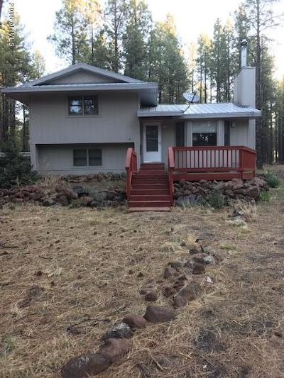 Parks Single Family Home For Sale: 6161 N Sanderson Pass Road