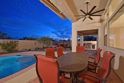 Scottsdale Single Family Home For Sale: 11157 E Mark Lane