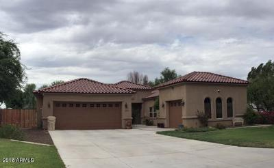 Glendale AZ Single Family Home For Sale: $501,900