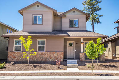 Flagstaff Single Family Home For Sale: 2709 W Jaclyn Drive