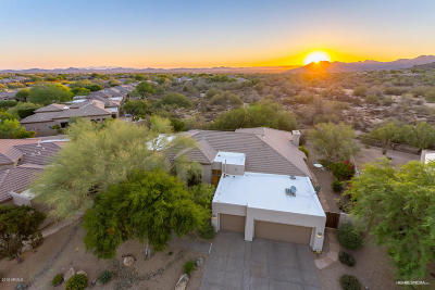 Scottsdale Single Family Home For Sale: 6516 E Whispering Mesquite Trail