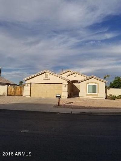 Chandler Single Family Home For Sale: 815 N Jay Street