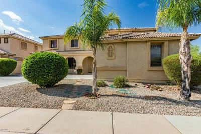 Chandler Single Family Home For Sale: 1596 E Carob Drive