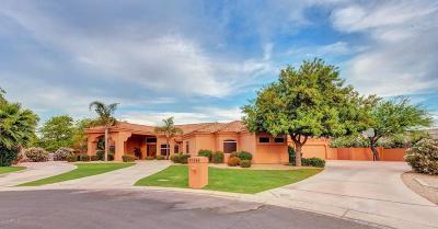 Scottsdale Single Family Home For Sale: 10563 E Laurel Lane