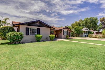 Phoenix Single Family Home For Sale: 1311 W Vermont Avenue
