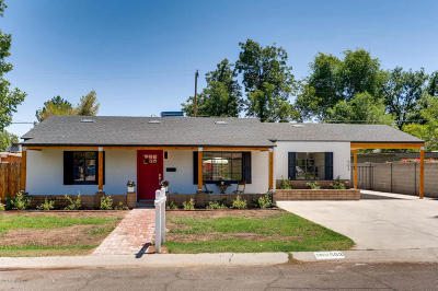 Phoenix Single Family Home For Sale: 503 E Oregon Avenue