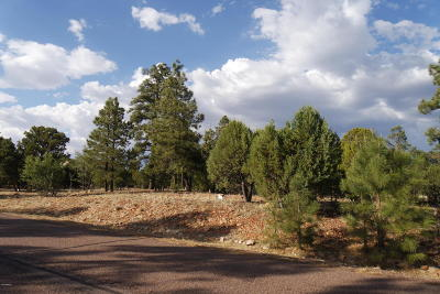 Heber AZ Residential Lots & Land For Sale: $65,000