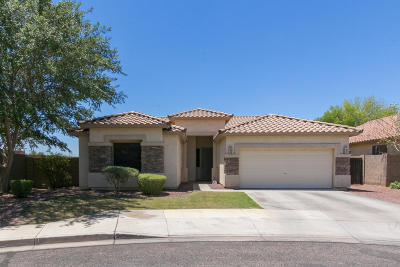 Litchfield Park Single Family Home For Sale: 12811 W Campbell Avenue