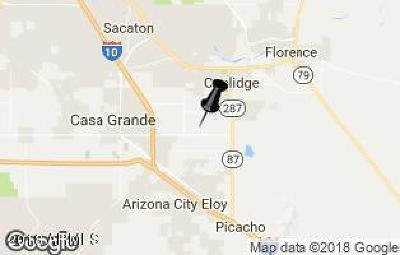 Casa Grande Residential Lots & Land For Sale: 2309 W Storey Road