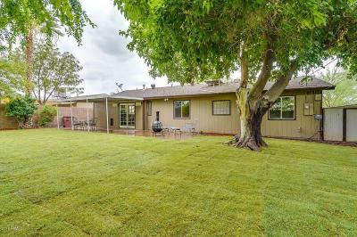 Scottsdale Single Family Home For Sale: 7019 E Oak Street