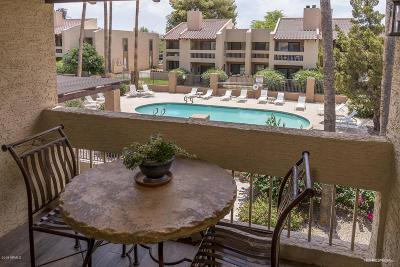 Apartment For Sale: 8651 E Royal Palm Road #210