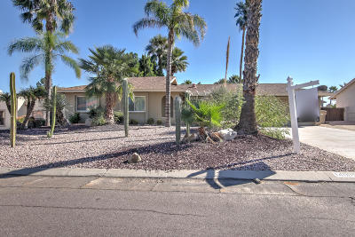 Fountain Hills Single Family Home For Sale: 14009 N Wendover Drive