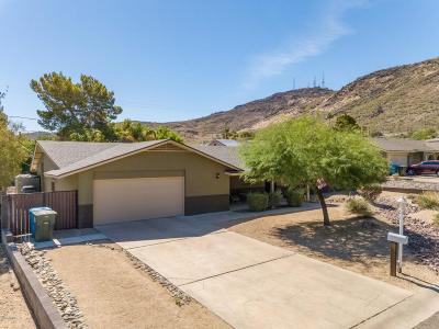Phoenix Single Family Home For Sale: 12819 N 17th Avenue
