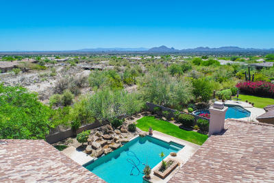 Chandler, Gilbert, Mesa, Scottsdale, Tempe, Paradise Valley, Carefree, Cave Creek, Phoenix Single Family Home For Sale: 12079 E Cortez Drive