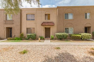 Scottsdale Condo/Townhouse For Sale: 5849 N 83rd Street
