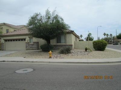 Laveen Single Family Home For Sale: 6806 W Lynne Lane