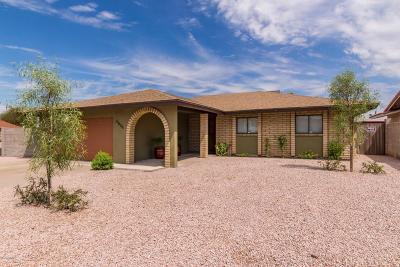Mesa Single Family Home For Sale: 4604 E Contessa Street