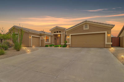 Scottsdale Single Family Home For Sale: 7754 E Via Del Sol Drive