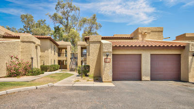 Phoenix Condo/Townhouse For Sale: 8215 N 21st Drive #101