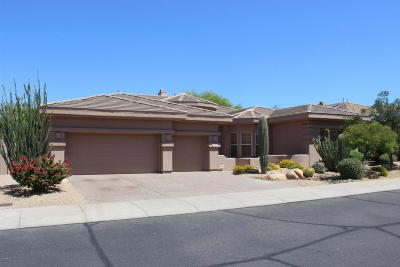 Scottsdale Single Family Home For Sale: 7930 E Rose Garden Lane