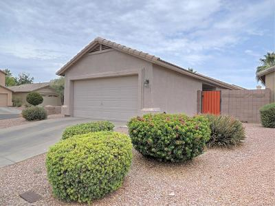 Phoenix Single Family Home For Sale: 4706 E Silverwood Drive