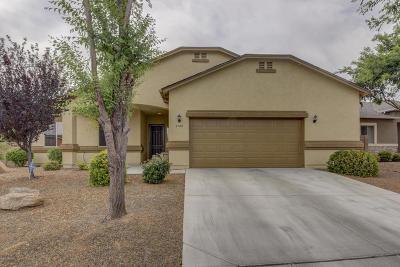 Prescott Valley Single Family Home For Sale: 4189 N Providence Road