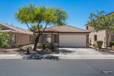 Maricopa Single Family Home For Sale: 22600 N Davis Way