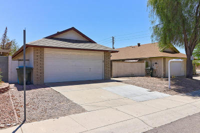 Phoenix Single Family Home For Sale: 18205 N 18th Place