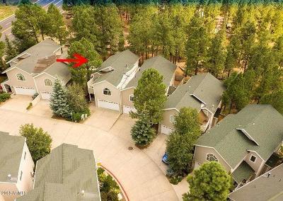 Flagstaff Condo/Townhouse For Sale: 4441 E Savannah Circle