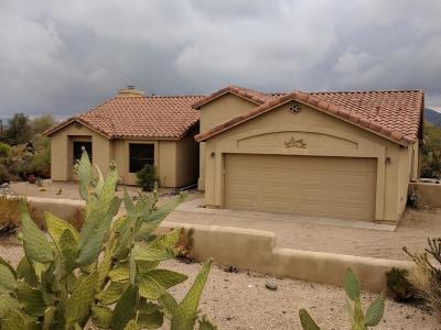 Carefree AZ Single Family Home For Sale: $520,000