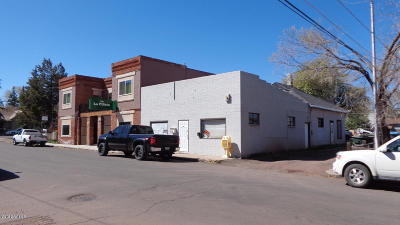 Commercial For Sale: 114 S 2nd Street S