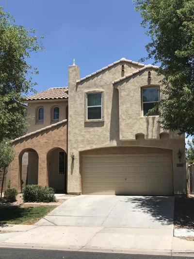 Gilbert Single Family Home For Sale: 4124 E Milky Way