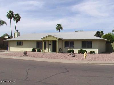 Tempe Single Family Home For Sale: 1334 E Hermosa Drive